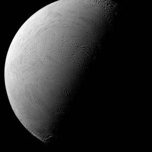 Encelado/Courtesy NASA JPL