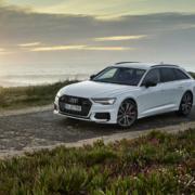 La nuova Audi A6 Avant Plug-in