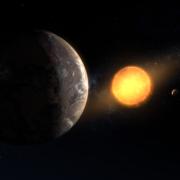 Un'illustrazione di Kepler-1649c