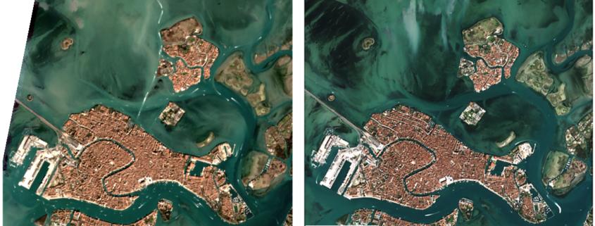 La laguna di Venezia