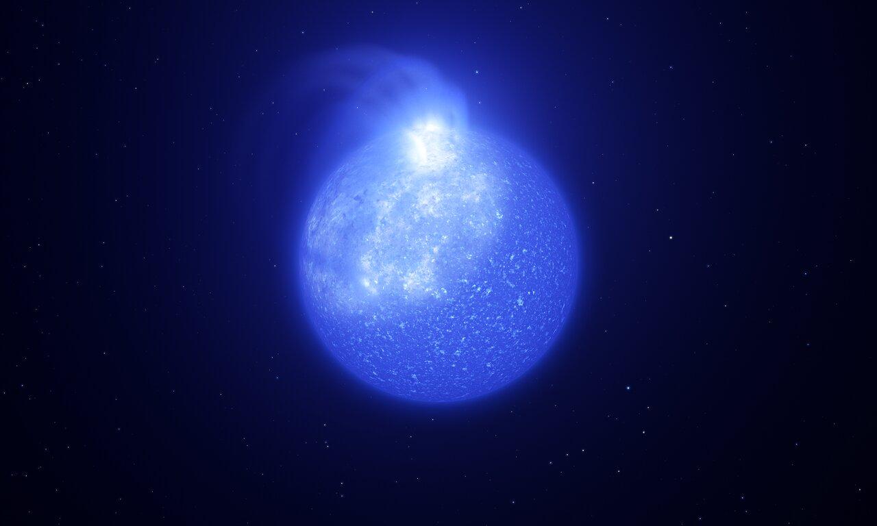 Macchie sulla superficie delle stelle